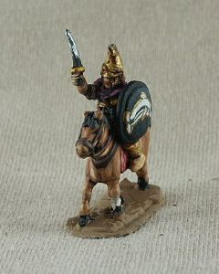 ITC10 Mounted Etruscan Officer or General